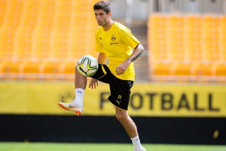 Dortmund Pastikan Lepas Pulisic ke Chelsea