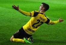 Dortmund Selangkah Lagi Lepas Pulisic