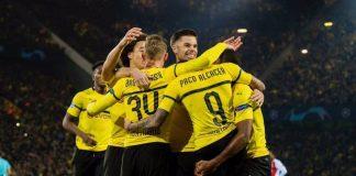 Dortmund dan Porto Jadi Juara Grup