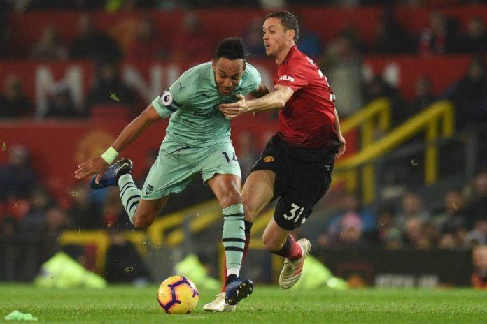 MU dan Arsenal Berakhir Imbang