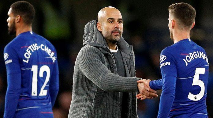 Guardialo Mengatakan Bahwa Semua Tim Bisa Menjuarai Premier League