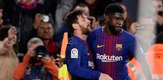 Messi Andalkan Malcom dan Umtiti