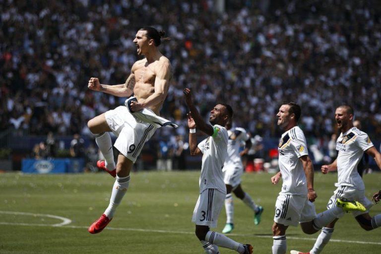 Ibrahimovic Akan Menetap di MLS