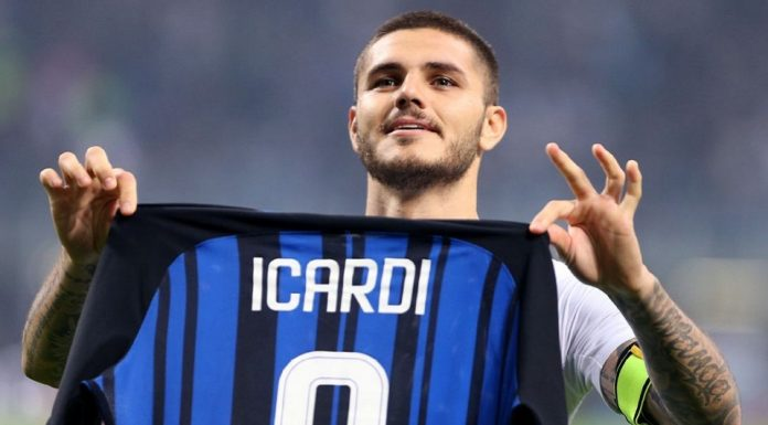 Icardi Jadi Pemain Terbaik Serie A Musim 2017/2018