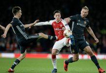 Inter Milan Siap Tampung Ozil Dari Arsenal