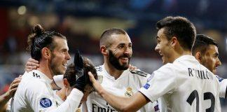 Real Madrid Jadi Tim Terbaik Kalahkan Barca