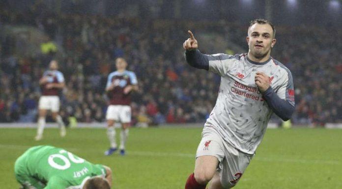 Kalahkan Burnley, Liverpool Perkasa di Papan Atas