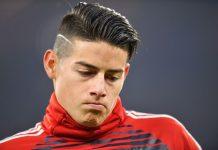 James Rodriguez Lebih Memilih Bertahan Di Banding Pulang Ke Madrid