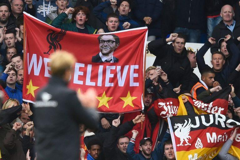 Klopp Harapkan Magis Anfield Saat Jamu Napoli