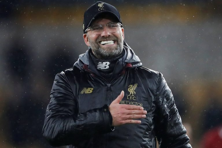 Klopp Tetap Merendah Meski Liverpool Teratas