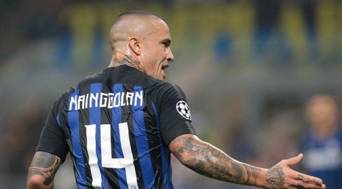Nainggolan Dibekukan bersama Inter