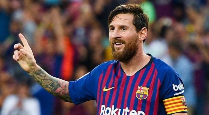 Lenglet Messi yang Terbaik