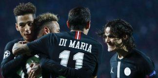 PSG Berhasil Lolos ke Babak Berikutnya Usai Kalahkan Red Star 4-1