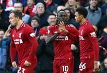 Liverpool Butuh 105 Poin Tuk Juara