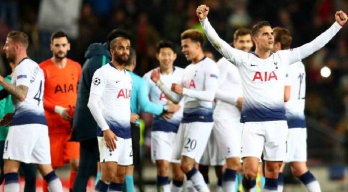 Lolos ke 16 Besar Liga Champions, Tottenham- Terima Kasih PSV