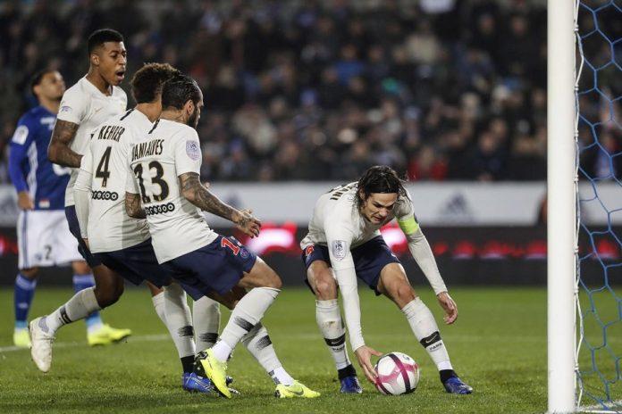 PSG Kembali Di Tahan Imbang Saat Kontra Starsbourg