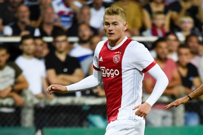 Mattjhis De Ligt Menang Golden Boy Award 2018