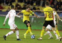 Borussia Dortmund Menang 2-0 Atas AS Monaco