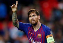 Messi Berdonasi Tuk Argentina