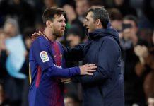 Messi Ingin Lebih Lama Bersama Valverde