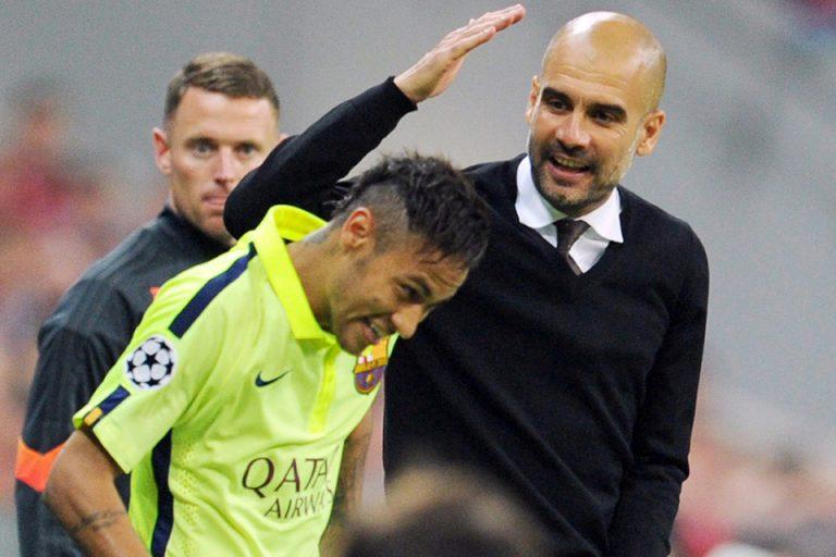 Messi Senang Jika Neymar dan Pep Kembali ke Barcelona