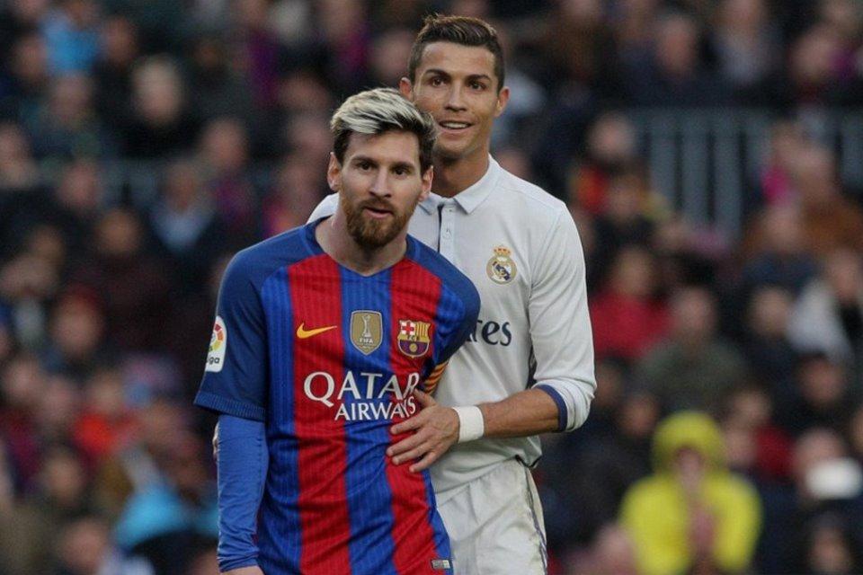 Messi dan Ronaldo Kan Bertemu Kembali