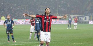 Milan Gagal Datangkan Ibrahimovic