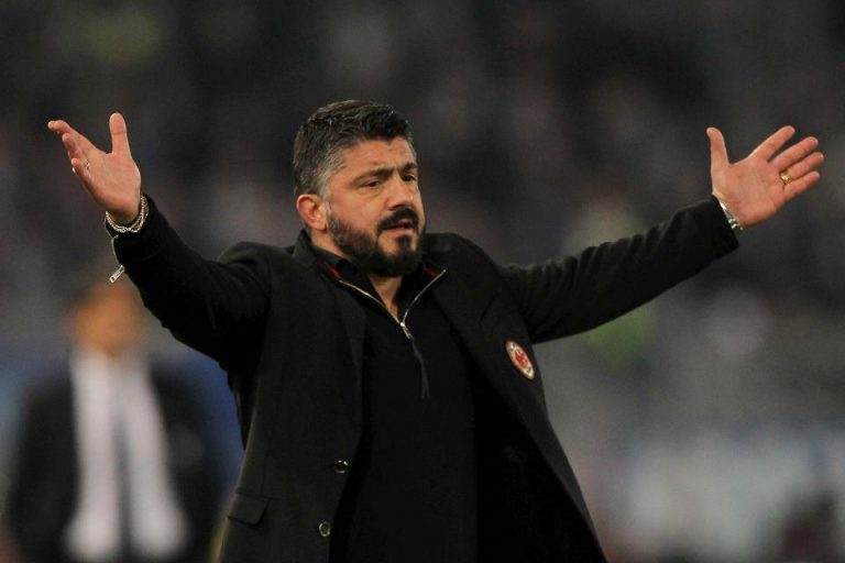 Milan Tampil Buruk, Gattuso Anggap Milan Pantas Tersingkir