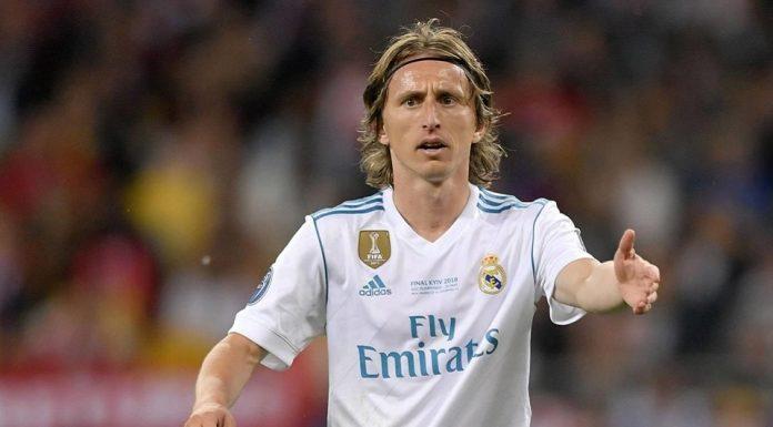 Luka Modric Akui Tidak Mudah Untuk Pensiun di Madrid