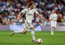 Modric Lanjutkan Kisah Cinta dan Madrid