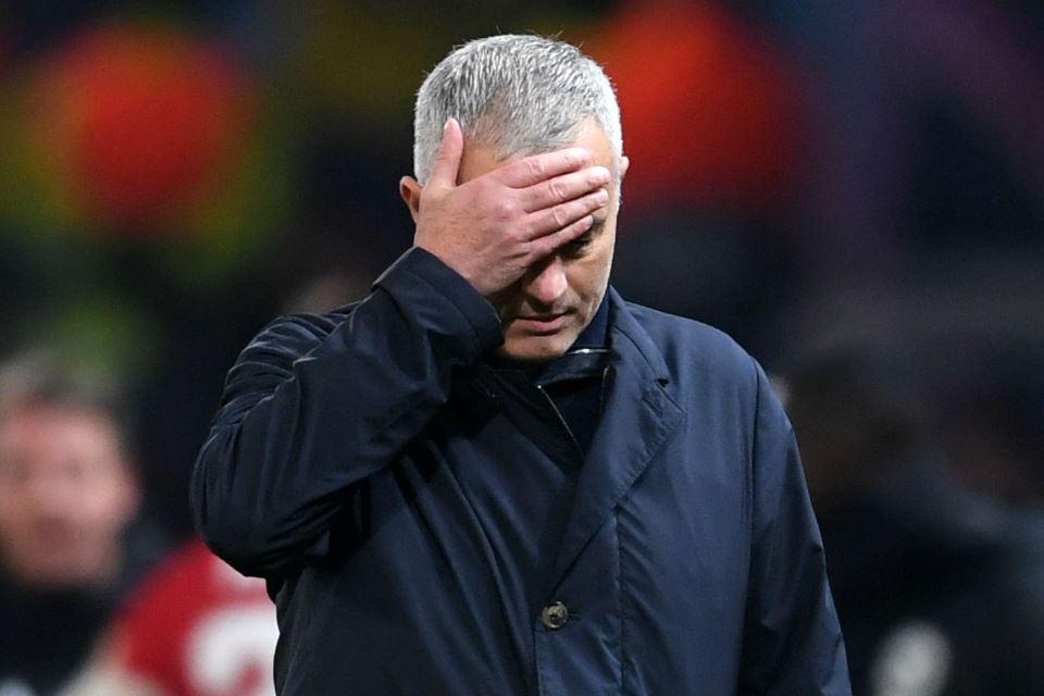 Mourinho Apes di United