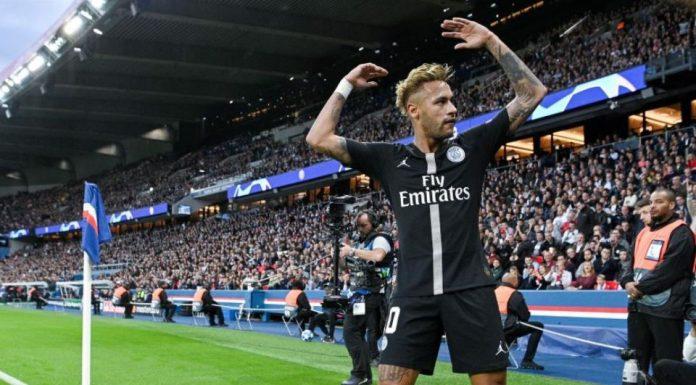 Neymar Ingin Ke Liga Inggris