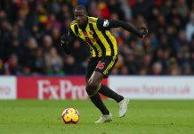 PSG Tertarik Mendatangkan Gelandang Watford, Abdoulaye Doucoure