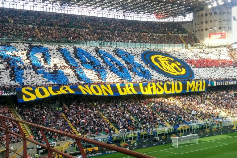Pegiat Sepak Bola Italia Kecam Aksi Rasial Tifosi Inter