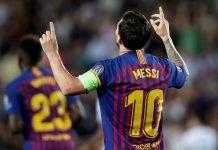 Pele Remehkan Messi
