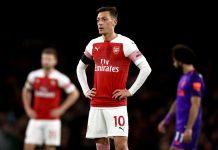 Emery Menjelas Tidak Menurunkan Ozil Ketika Melawan Tottenham