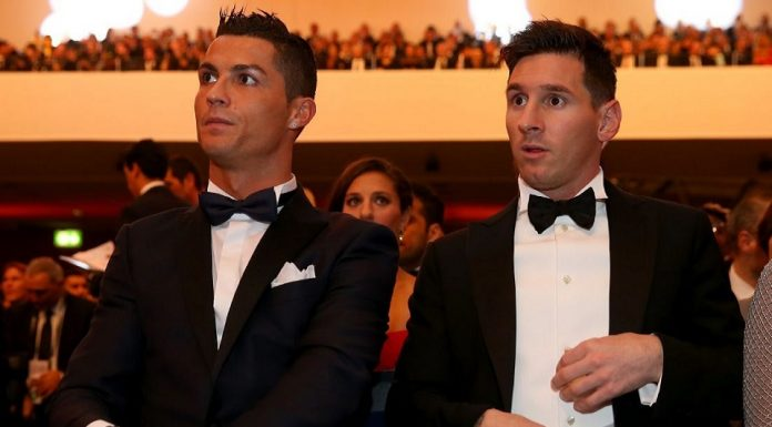 Statistik Lionel Messi dan Cristiano Ronaldo 2018