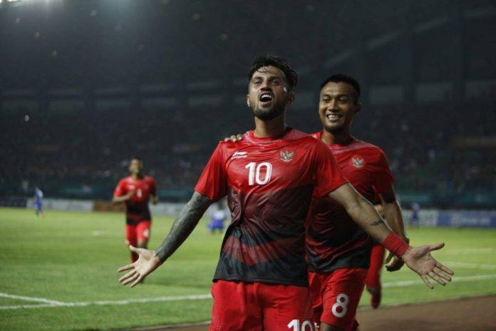Indonesia Naik Satu Peringkat di FIFA