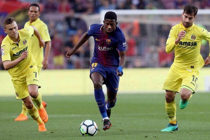 Valverde Terpesona Oleh Aksi Dembele