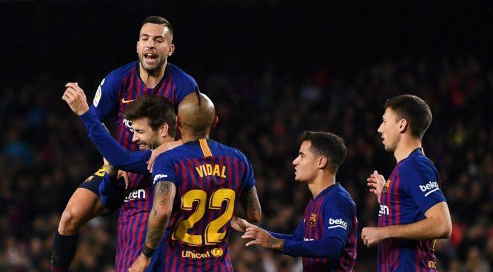 Copa del Rey - Barcelona - Leonesa - Aroma Banyak Gol