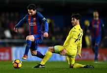 La Liga - Barcelona - Villareal