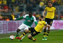 Bremen Harus Waspadai Dortmund