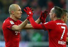 Laga Sengit dan Ketat Bayern Kontra Frankrut
