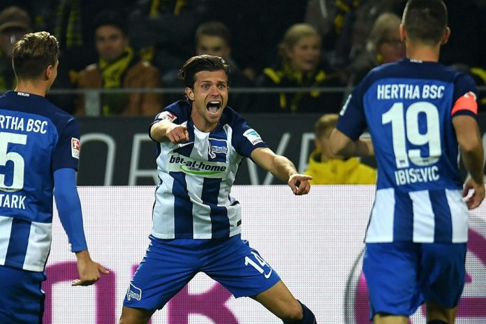 Preview Hertha Berlin vs Augsburg Pekan ke-16 Bundesliga