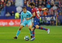 La Liga - Barcelona - Levante