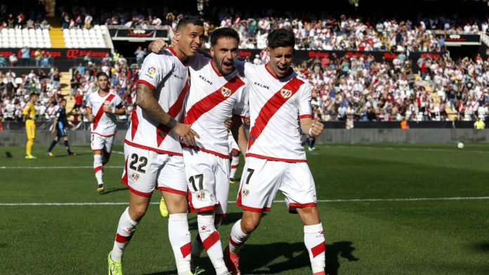 La Liga; Rayo Vallecano vs Levante