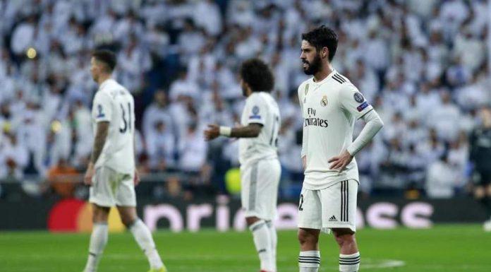 Real Madrid Unggul Atas Rayo