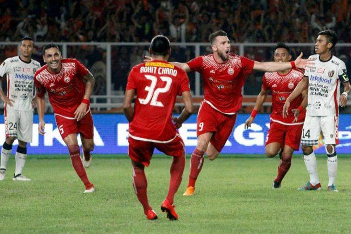 Liga 1 Indonesia - Bali United - Persija Jakarta
