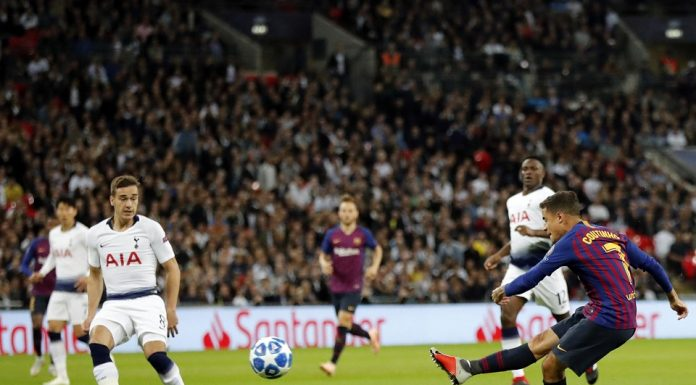 Preview Barca vs Tottenham- Misi Runtuhkan Keangkeran Camp Nou