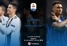 Preview Derby d'Italia Mampukah Inter Tundukkan Dominasi Juventus